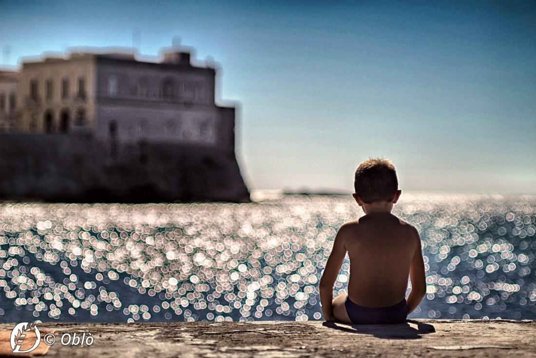 """Dantebus - """"Il Bambino e il Mare, una storia infinita........"""" Oblò"""