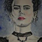 "Dantebus - ""Eva Green"" DarkLady"