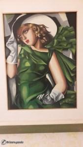 """Dantebus - """"La ragazza in verde"""" Laura Gasola"""
