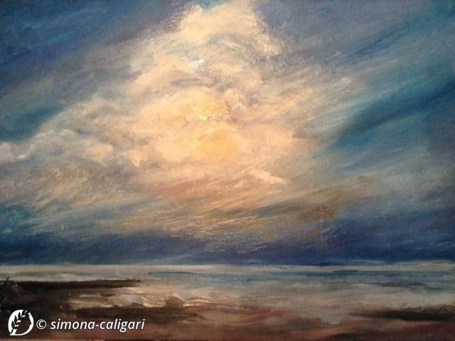 "Dantebus - ""La nuvola"" Simona Caligari"
