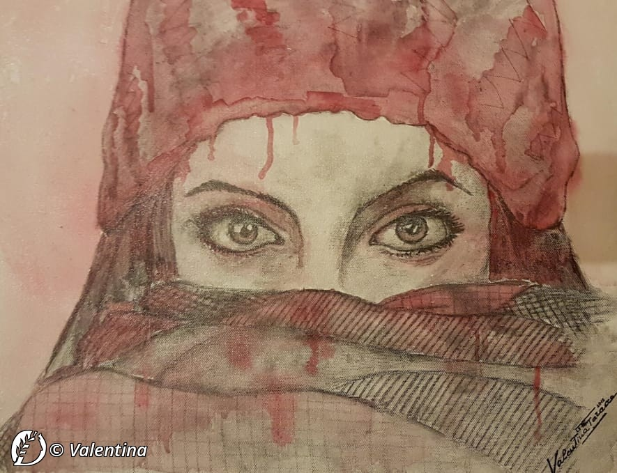 Dantebus - Valentina - Eyes