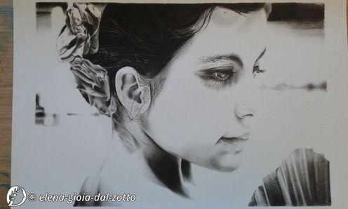 Dantebus - Elena Gioia Dal Zotto - Ritratto