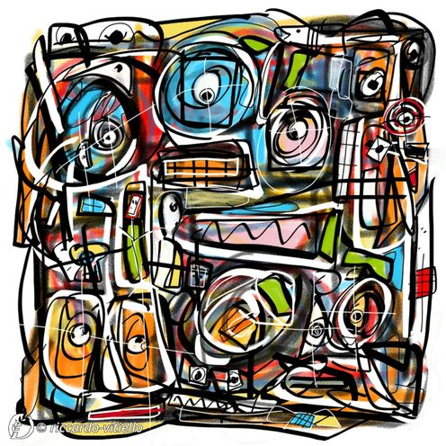 Dantebus - Riccardo Vitiello - Modern Times