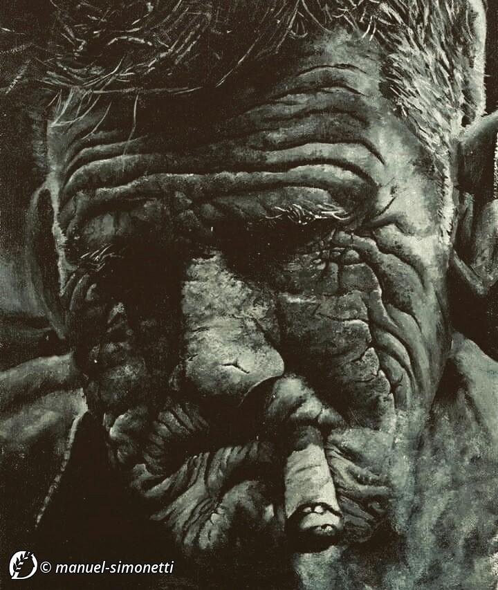 Dantebus-Manuel Simonetti - Old Man