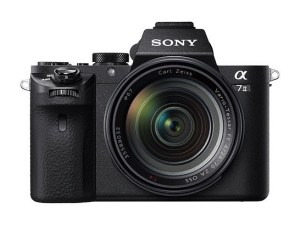 Appareil photo hybride Sony A7