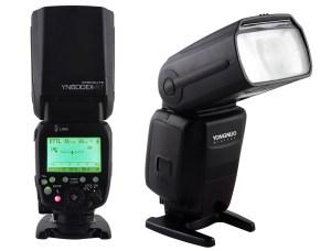 yongnuo 600 concurrent canon 600 flash orientable cobra matériel photo materiel photo