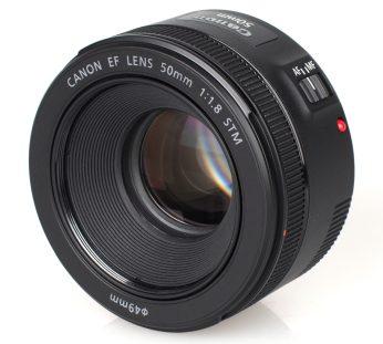 50mm f1.8 CANON