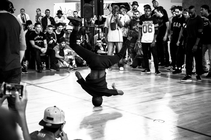 photographier hip hop