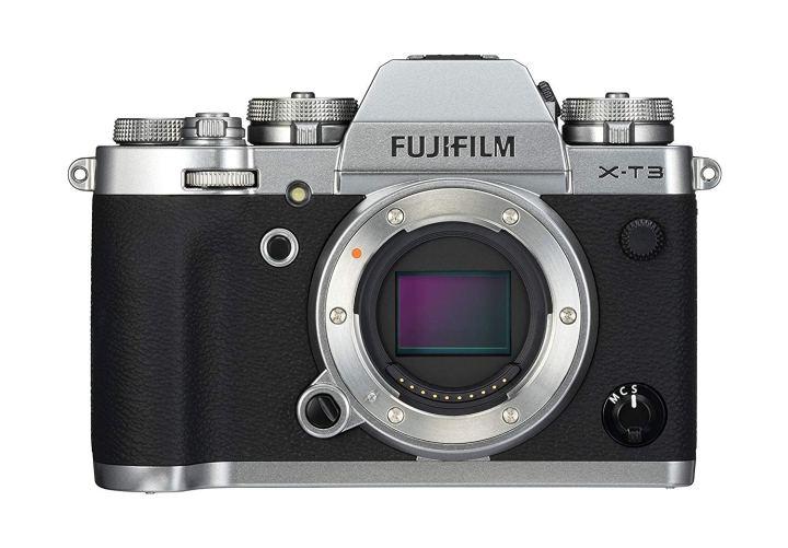 comparatif capteur Canon et capteur Fujifilm