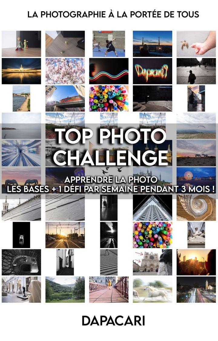 Découvrir le top photo challenge