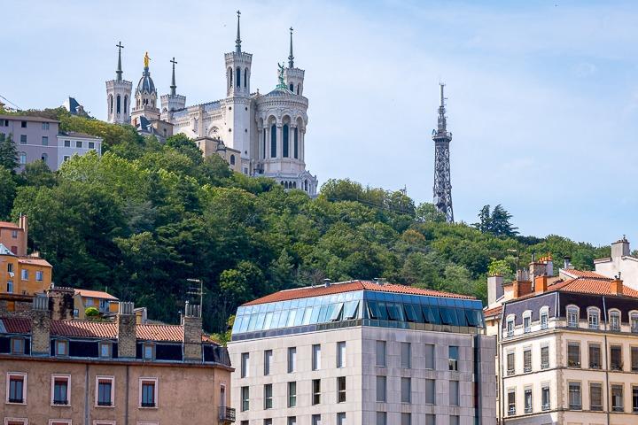 fourvière à Lyon pour apprendre la photo
