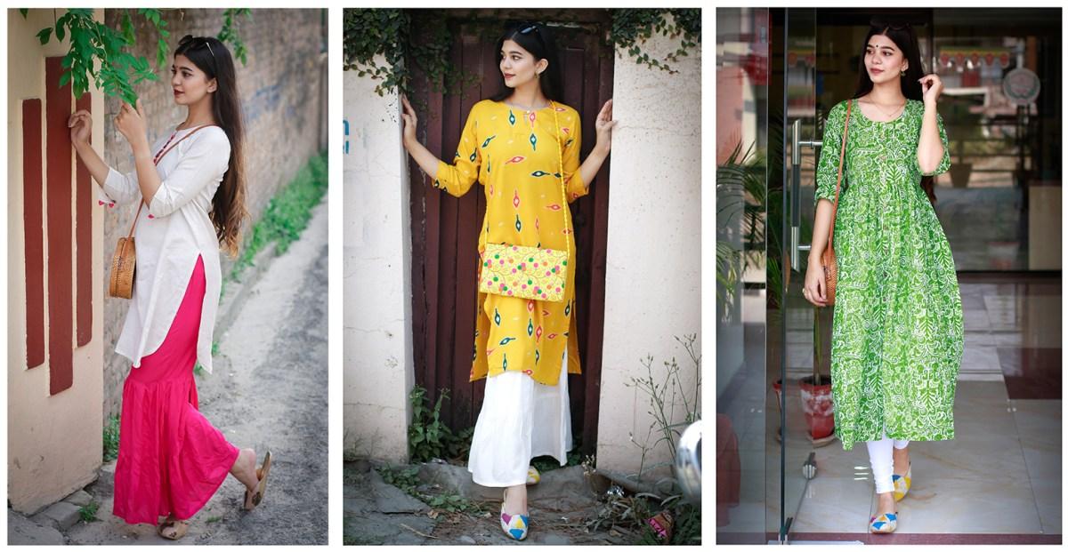 many ways to style your Kurti Nepal