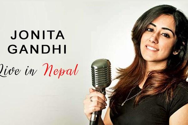Jonita Gandhi Live in Nepal