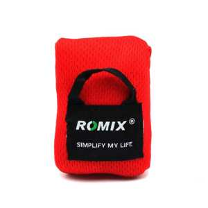 Romix Mini-Pocket Blanket. Perfect accessory for camping, hiking, picnics, or any of the outdoor adventures you can imagine.