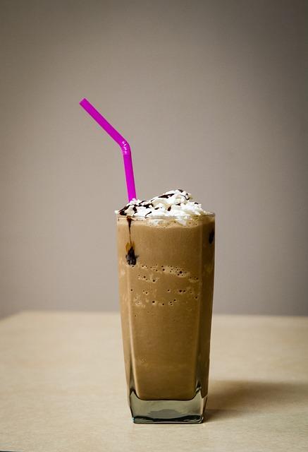 cold coffee milkshake nepal