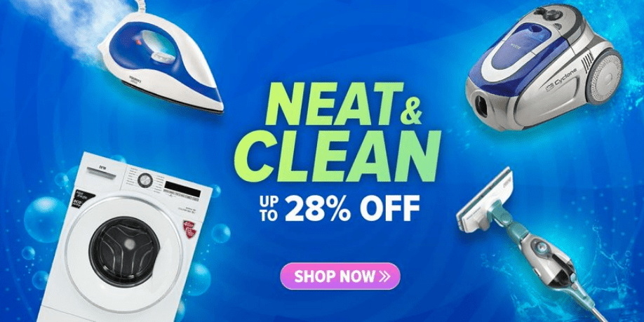 daraz-neat-and-clean-offer