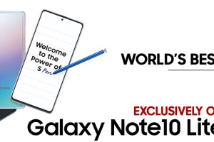 galaxy note 10 lite specifications