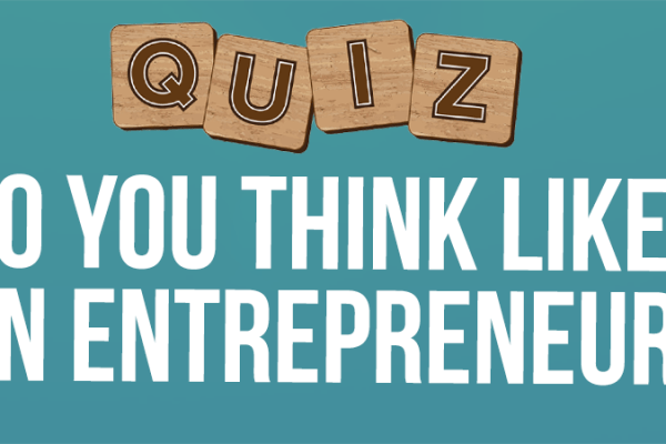 Do you think like an entrepreneur