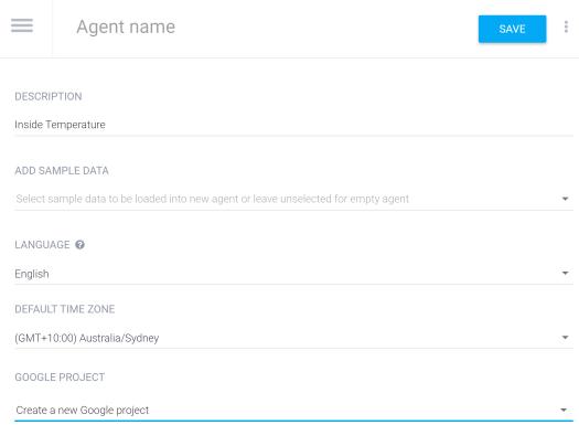 New Agent Details