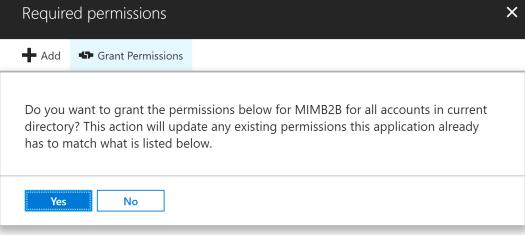 Grant Permissions 2