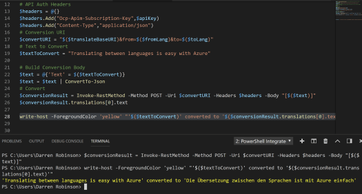 Translating Language Text with PowerShell.PNG