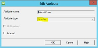 Simple reporting from the FIM/MIM Metaverse to PowerBI using the