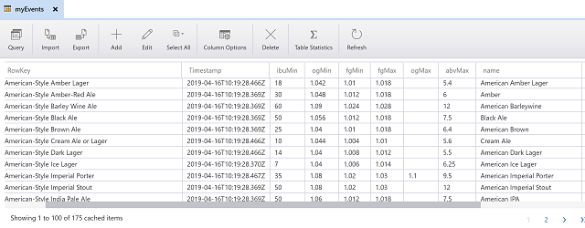 Leveraging the Azure Functions Table Storage Output Binding with
