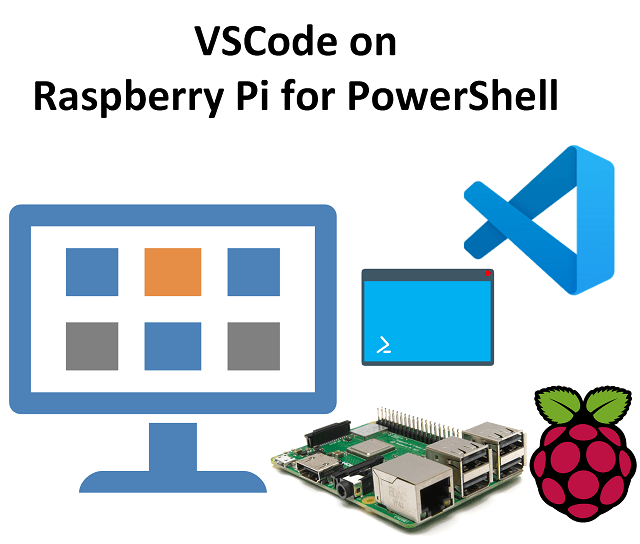 VSCode on Raspberry Pi for PowerShell