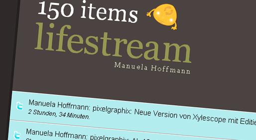 Lifestream von Manuela Hoffmann