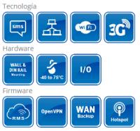 rut230 2 - RUT230 - Router 3G industrial de bajo coste con una entrada y salida digital