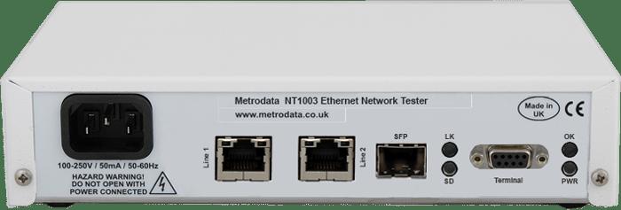 Un completo medidor Gigabit Ethernet por menos de 500,00 EUR