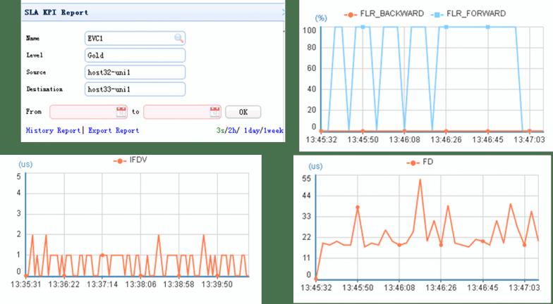 SLA portalv2 - Raisecom monitoriza conexiones Premium a 10G en un ISP en Bélgica