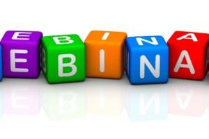 Webinar imagen - Semana de webinars. Aprovecha para aprender con nosotros