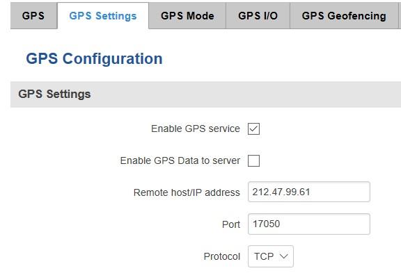 RUT955 enable GPS - ¿ Cómo configurar el RUT955 como un servidor de tiempo NTP con sincronización por GPS ?