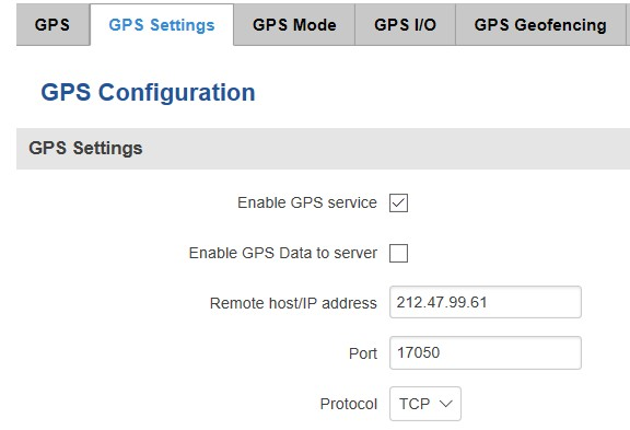 RUT955 enable GPS - Los 10 mejores 'How-To' sobre routers Teltonika