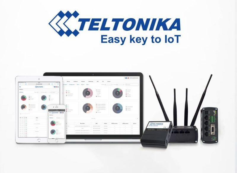 Guía de configuración rápida para routers Teltonika
