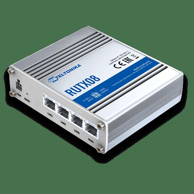 rutx08 - RUTX08 - Router VPN Gigabit industrial