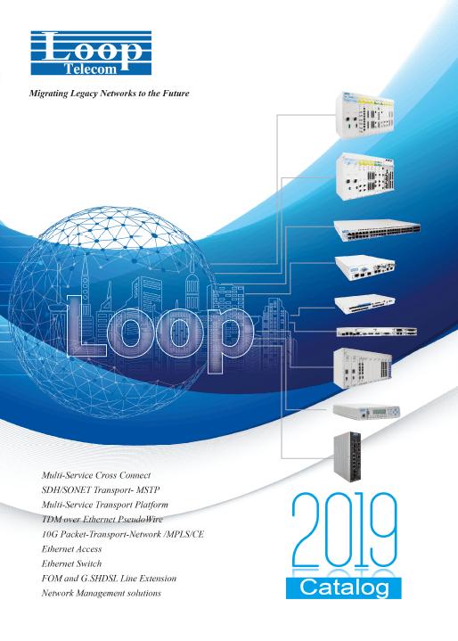 2019 Loop Telecom Catalog - Descárgate el nuevo Catálogo de Loop Telecom 2019