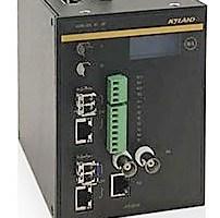 PTS DR200 - PTS-DR200 - Servidor NTP/PTP para montaje en carril DIN