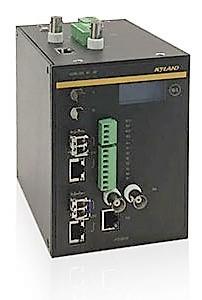 PTS-DR200 – Servidor NTP/PTP para montaje en carril DIN