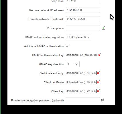 client test1 config 3 - ¿ Cómo configurar un cliente OpenVPN en los routers Teltonika y en Windows ?