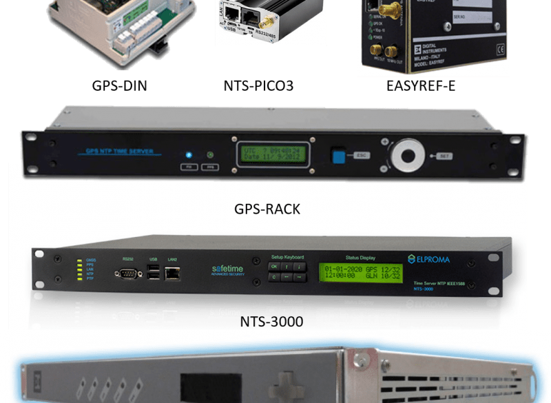 ¿ Cómo elegir el servidor NTP más adecuado para mi instalación ?