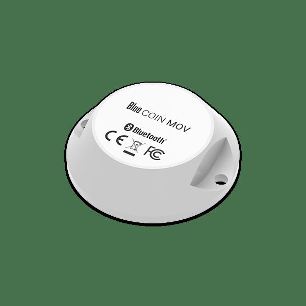 blue coin mov - Balizas y sensores Bluetooth 4.0 LE para routers Teltonika RUTX
