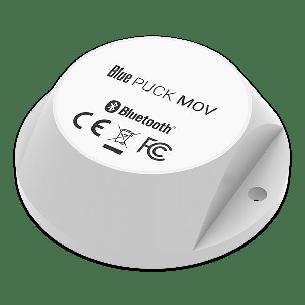 blue puck mov - Balizas y sensores Bluetooth 4.0 LE para routers Teltonika RUTX