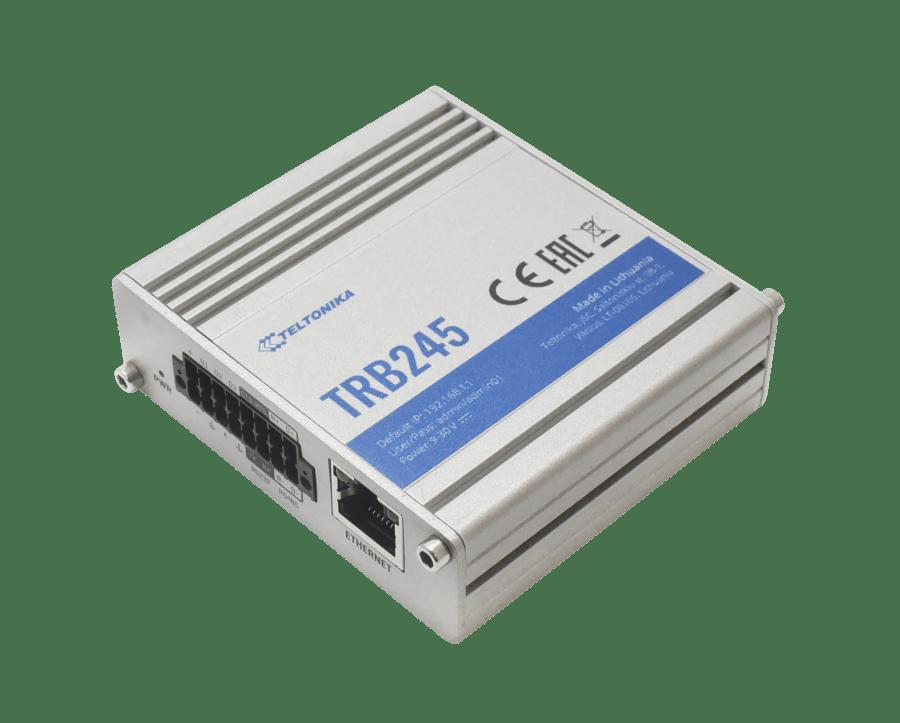 trb245 2 1024x823 - TRB2 - Nueva familia de gateways dual SIM 'all-in-one' con Ethernet, RS232/485 y múltiples IO