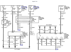 PATS Wiring Schematics  PowerStrokeNation : Ford