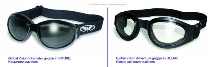Global Vision goggles