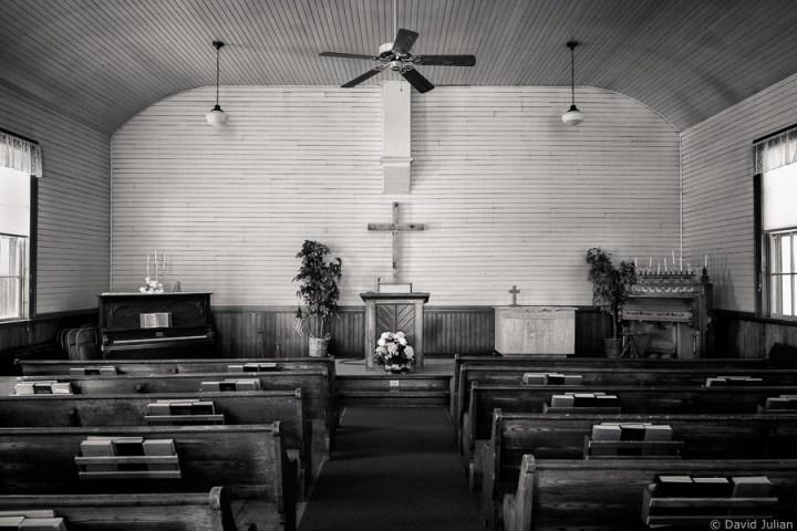 Church, Palouse, WA