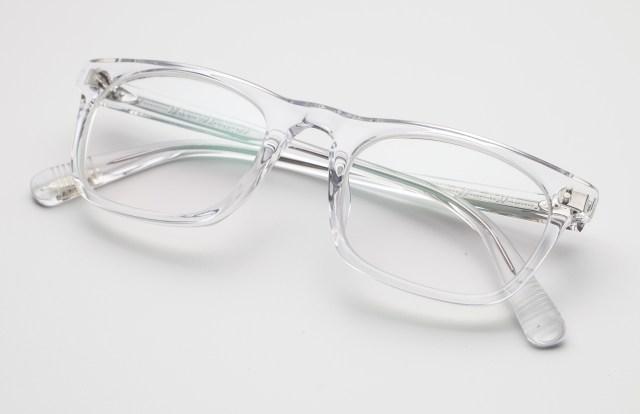 clear acetate glasses eyeglasses