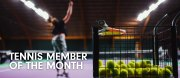Exeter Tennis Club Member of the Month | Phil Phillips